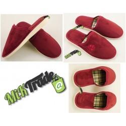 METEOR damskie rozmiar 39 klapki kapcie ciapy laczki pantofle łapcie domowe zakryte palce
