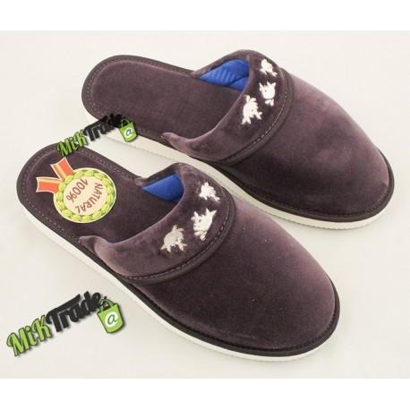 Klapki kapcie ciapy pantofle domowe damskie rozmiar 38