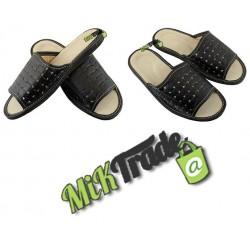 Klapki kapcie laczki ciapy pantofle góralskie skórzane męskie rozmiar 41