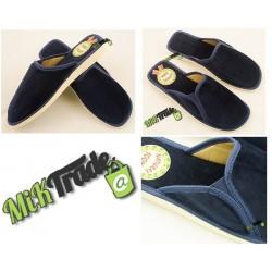 METEOR damskie rozmiar 36 klapki kapcie ciapy pantofle laczki domowe łapcie zakryte palce