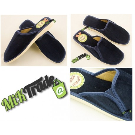 METEOR damskie rozmiar 38 klapki kapcie ciapy pantofle laczki domowe łapcie zakryte palce