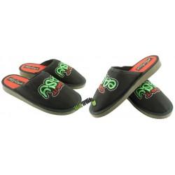 METEOR chłopięce rozmiar 37 klapki kapcie ciapy pantofle laczki łapcie młodzieżowe domowe zakryte palce