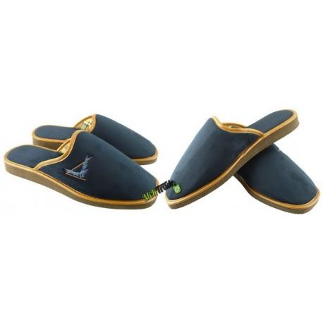 METEOR męskie rozmiar 40 klapki kapcie ciapy pantofle laczki domowe łapcie papcie zakryte palce