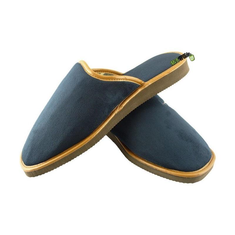 9e276ed71f217 ... METEOR męskie rozmiar 43 klapki kapcie ciapy pantofle laczki domowe  łapcie papcie zakryte palce ...