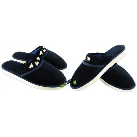 METEOR damskie rozmiar 37 klapki kapcie ciapy laczki pantofle łapcie domowe zakryte palce