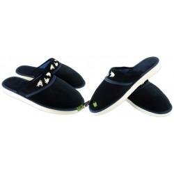 METEOR damskie rozmiar 38 klapki kapcie ciapy laczki pantofle łapcie papcie domowe zakryte palce
