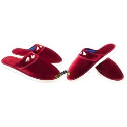 METEOR damskie rozmiar 38 klapki kapcie ciapy pantofle laczki domowe łapcie papcie zakryte palce