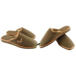 METEOR męskie rozmiar 44 klapki kapcie ciapy pantofle laczki domowe łapcie papcie zakryte palce