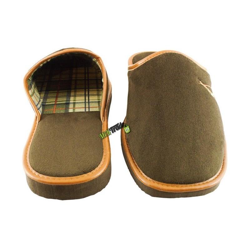 91f8657aa90c6 ... METEOR męskie rozmiar 45 klapki kapcie ciapy pantofle laczki domowe  łapcie papcie zakryte palce ...
