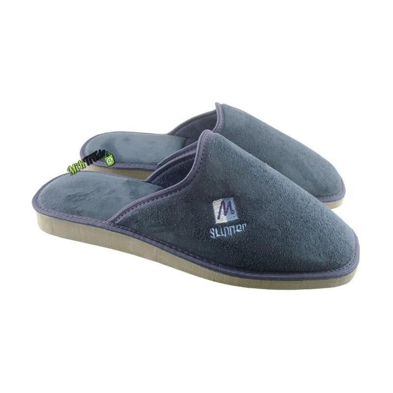 6c81b2c9851d0 METEOR męskie rozmiar 45 klapki kapcie ciapy pantofle laczki domowe łapcie  papcie zakryte palce ...