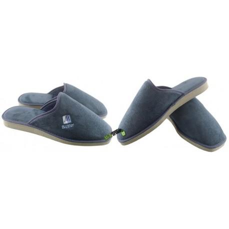 METEOR męskie rozmiar 45 klapki kapcie ciapy pantofle laczki domowe łapcie papcie zakryte palce