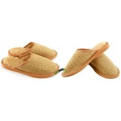 Chłopięce ocieplane rozmiar 34 klapki kapcie ciapy laczki pantofle góralskie domowe zakryte palce