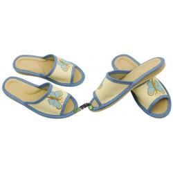 Dziecięce skórzane rozmiar 34 klapki kapcie ciapy laczki pantofle domowe góralskie łapcie papcie odkryte palce