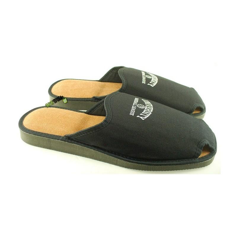 4e082eef02fd6 METEOR męskie rozmiar 44 klapki kapcie ciapy pantofle laczki domowe łapcie  papcie zakryte palce ...