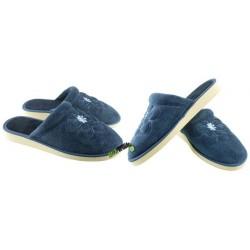 METEOR damskie rozmiar 39 klapki frotte frotki kapcie ciapy pantofle laczki domowe łapcie materiałowe zakryte palce