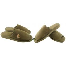 METEOR męskie rozmiar 42 klapki kapcie ciapy pantofle laczki domowe łapcie materiałowe papcie odkryte palce 024