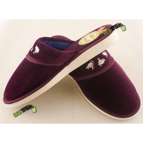 Klapki kapcie ciapy pantofle domowe damskie rozmiar 40