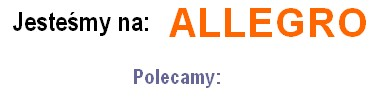 Jesteśmy na Allgero - Znajdziesz nas ...